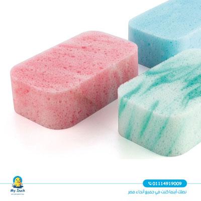 اسفنجة-استحمام-الطفل3