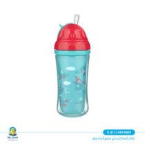 اكواب الاطفال للشرب من كانبول بالشفاط السيليكون - دبل وال 260ملل (12+)