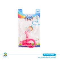 Canpol pacifier clip - toys