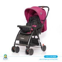 Baby stroller Petit Bebe - ST-Po mauve