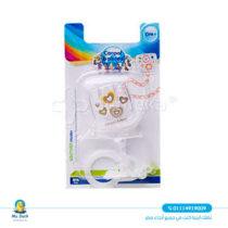 Canpol newborn pacifier strap