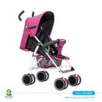 Petit bebe baby stroller - Smart Gear mauve