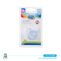 Canpol Orthodontic soother for newborn baby - Past love (0-6) size M