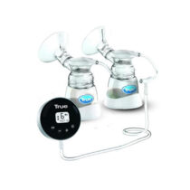 True double electric breast pump ( 9 speeds )