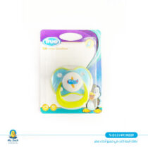 True soother - round shape silicone teat (+6)