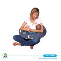 مخدة الرضاعة للأم