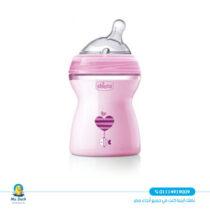 زجاجة رضاعة شيكو ناتشورال فيلينغ حديثي الولادة