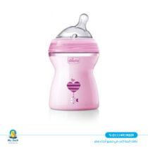 Chicco natural feeling 250 ml+2m