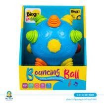 كرة نطاطة للاطفال من بينجو