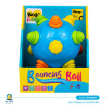 Bouncing bingo balls