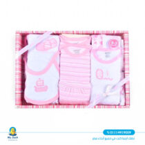 Layette for baby girl from Junior