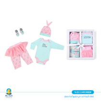 Layette set girl from junior