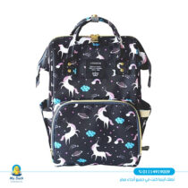 Le queen Backpack -Black color